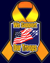 Vinyl Siding Phenix City AL | The Roberts Company, Inc. | We Support Our Troops Icon